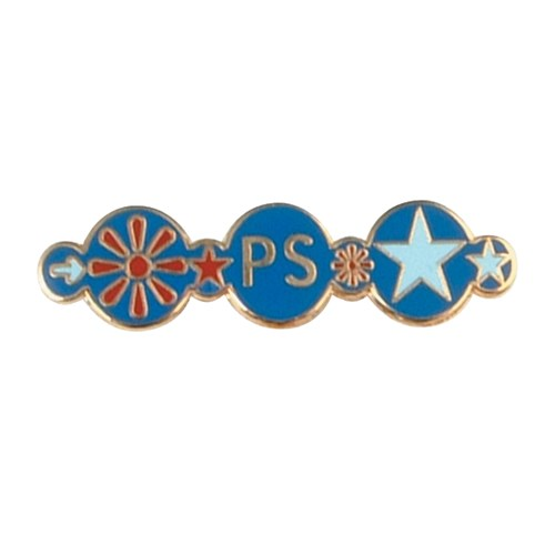 Patrol seconder pin badge