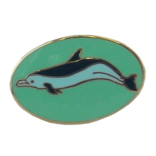 Patrol pin badge dolphin