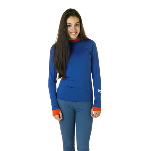 Guide uniform long sleeve top