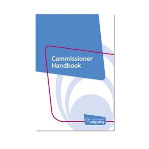 Girlguiding Commissioner Handbook resource