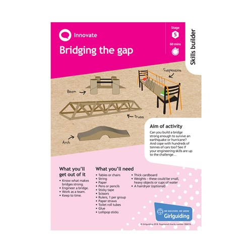 Innovate skills builder stage 5 Bridging the gap activity resource
