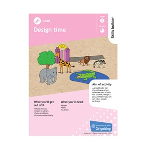 Lead skills builder stage 2 design time activity resource