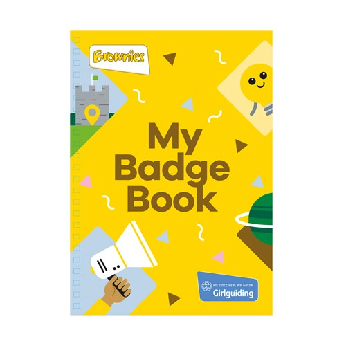 Brownies my badge book resource