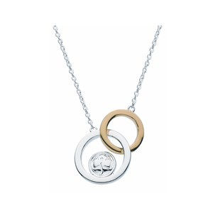 Girlguiding silver link necklace Kit Heath