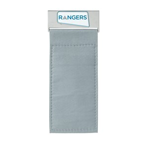 Rangers uniform badge tab pin