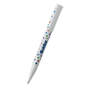 Guides ball point pen