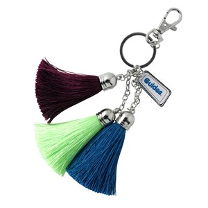 Guides tassle key ring