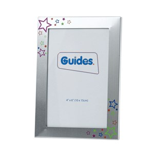Guides metal photo frame