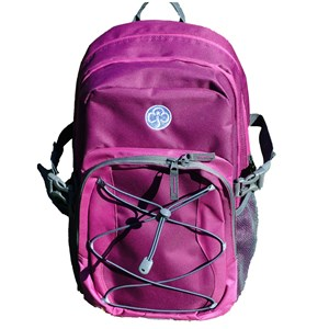Plum casual backpack